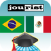 Jourist Vocabulary Builder. Latin America